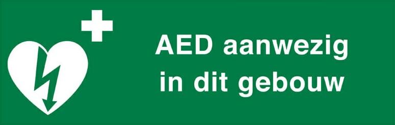 Wat betekent AED